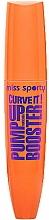 Profumi e cosmetici Mascara - Miss Sporty Pump Up Booster Curve It Mascara