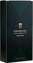 Profumi e cosmetici Coty Crossmen Original - Eau de toilette