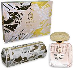 Profumi e cosmetici Trussardi My Name - Set (edp/50ml + bag)