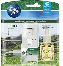 Profumi e cosmetici Set per diffusore aromatico - Ambi Pur (diffuser/1szt+refill/21.5ml)