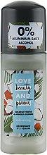 """Profumi e cosmetici Deodorante roll-on """"Acqua di cocco e fiori di mimosa"""" - Love Beauty And Planet"""