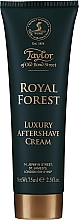 Profumi e cosmetici Taylor of Old Bond Street Royal Forest Aftershave Cream - Crema dopobarba