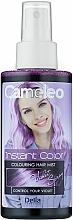 Profumi e cosmetici Spray capelli colorante - Delia Cameleo Instant Color