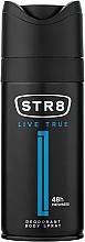 Profumi e cosmetici STR8 Live True - Deodorante per uomo
