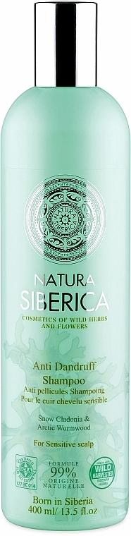 Shampoo antiforfora per pelli sensibili - Natura Siberica