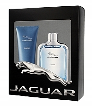 Profumi e cosmetici Jaguar Classic - Set (edt 100ml + b/sg 200ml)