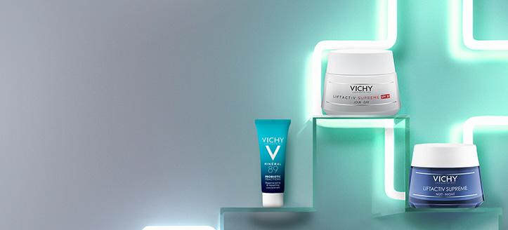 Ricevi MINÉRAL 89 PROBIOTIC FRACTIONS 10 ml, acquistando dermocosmetici promozionali per viso Vichy