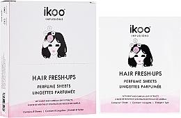 Profumi e cosmetici Salviette profumate per capelli - Ikoo Infusions Hair Fresh-Ups Parfume Sheets