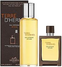 Profumi e cosmetici Hermes Terre D'Hermes Eau Intense Vetiver - Set (edp/30 ml + edp/125 ml)