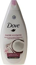 "Gel doccia crema ""Coconut Milk and Jasmine Petals"" - Dove — foto N1"