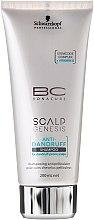 Profumi e cosmetici Shampoo - Schwarzkopf Professional BC Bonacure Scalp Genesis Anti-Dandruff Shampoo