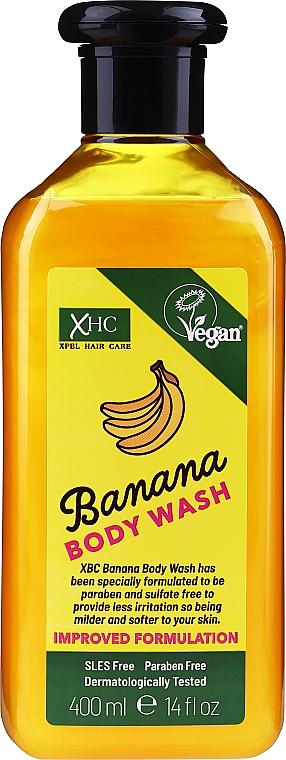 "Gel doccia ""Banana"" - Xpel Marketing Ltd Banana Body Wash"