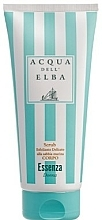 Profumi e cosmetici Acqua Dell Elba Essenza Women - Scrub corpo