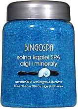 Profumi e cosmetici Sale da bagno con alghe e minerali - BingoSpa