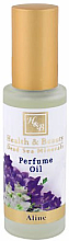 Profumi e cosmetici Olio profumato - Health and Beauty Huile Aromatique De Luxe Aline