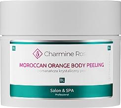 "Profumi e cosmetici Peeling corpo ""Arancia marocchina"" - Charmine Rose Moroccan Orange Body Peeling"
