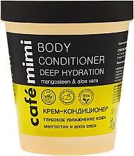 """Profumi e cosmetici Condizionante corpo """"Idratazione profonda"""" - Cafe Mimi Body Conditioner"""
