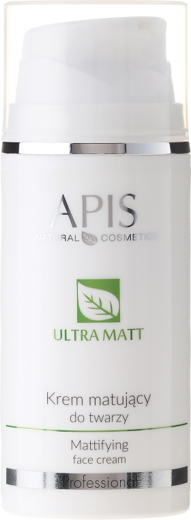 Crema viso opacizzante - APIS Professional Matting Face Cream