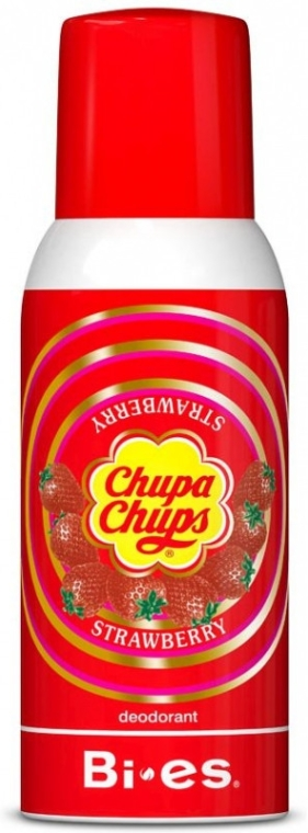 Bi-Es Chupa Chups Strawberry - Deodorante