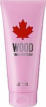 Profumi e cosmetici Dsquared2 Wood Pour Femme - Lozione corpo