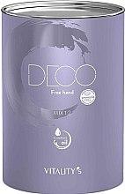 Profumi e cosmetici Polvere schiarente per capelli - Vitality's Deco Free Hand