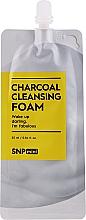 Profumi e cosmetici Schiuma detergente viso al carbone - SNP Mini Carcoal Cleansing Foam (mini)
