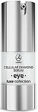 Profumi e cosmetici Siero contorno occhi - Lambre Luxe Collection Cellular Diamond