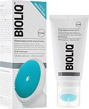 Profumi e cosmetici Gel detergente viso, spazzola inclusa - Bioliq Clean Cleansing Gel