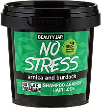 Profumi e cosmetici Shampoo anticaduta - Beauty Jar No Stress Shampoo Against Hair Loss