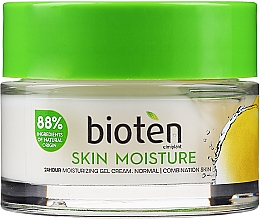 Profumi e cosmetici Crema-gel per pelle normale e mista - Bioten Skin Moisture 24 Hour Moisturizing Gel Cream