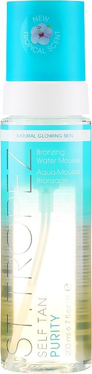 Mousse abbronzante senza olio - St. Tropez Self Tan Purity Bronzing Water Mousse