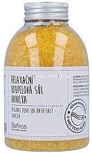 Profumi e cosmetici Sale da bagno Vaniglia - Sefiros Original Dead Sea Bath Salt Vanilla
