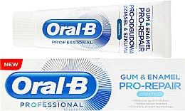 Profumi e cosmetici Dentifricio - Oral-B Professional Gum & Enamel Pro-Repair Original