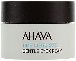 Profumi e cosmetici Crema pelle contorno occhi - Ahava Time To Hydrate Gentle Eye