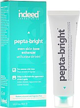 Profumi e cosmetici Siero-crema per levigare il tono della pelle - Indeed Laboratories Pepta-Bright Even Skin Tone Enhancer