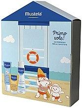 Profumi e cosmetici Set - Mustela Bebe (milk/100ml + lotion/125ml + clean/gel/200ml)