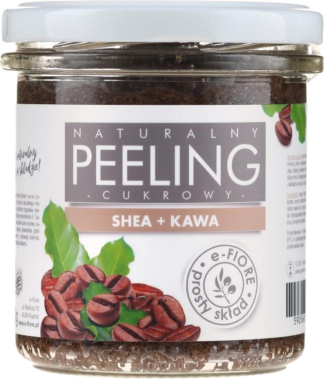 Peeling corpo al caffè - E-Fiore Coffee Body Peeling