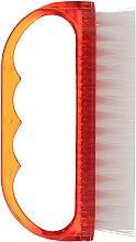 Profumi e cosmetici Spazzola cosmetica per unghie, 74752, rossa - Top Choice