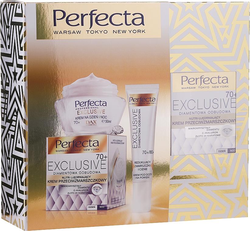 Set - Perfecta Exclusive Set 70+ (cr/50ml + cr/15ml)