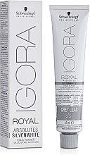 Profumi e cosmetici Tinta capelli - Schwarzkopf Professional Absolutes Silver White