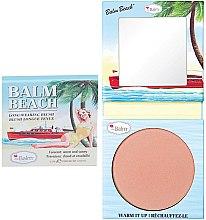 Profumi e cosmetici Blush - TheBalm Balm Beach Blush