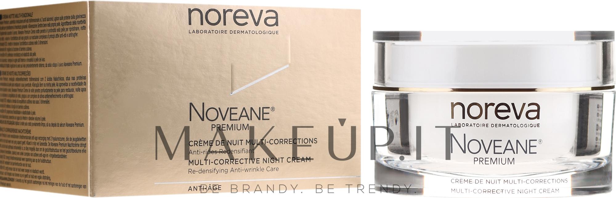 Crema viso multifunzionale, da notte - Noreva Laboratoires Noveane Premium Multi-Corrective Night Cream — foto 50 ml