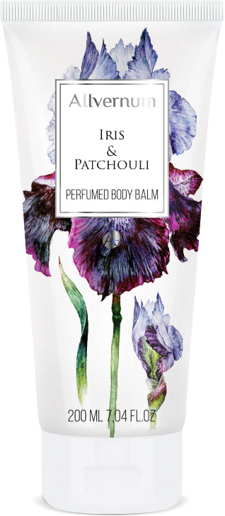 Balsamo profumato corpo - Allverne Iris & Patchouli