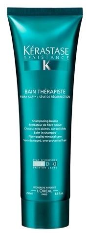Shampoo per capelli gravemente danneggiati - Kerastase Resistance Bain Therapiste