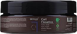 Profumi e cosmetici Gel fissante per capelli - BioMAN Fixative Gel