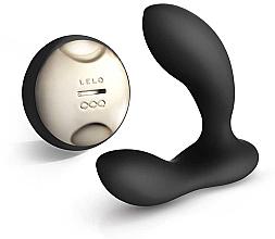 Profumi e cosmetici Vibromassaggiatore prostatico con telecomando, nero - Lelo Hugo Black