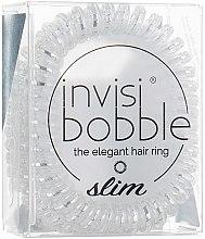 Profumi e cosmetici Elastico-braccialetto per capelli - Invisibobble Slim Chrome Sweet Chrome