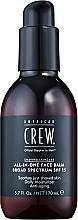 Profumi e cosmetici Balsamo per il viso - American Crew Shaving Skincare All-In-One Face Balm SPF15