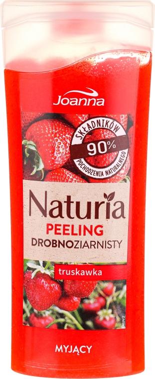 """Gel-peeling """"Fragola"""" - Joanna Naturia Peeling"""