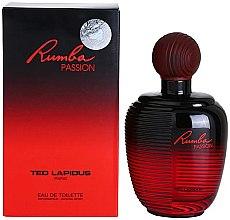 Profumi e cosmetici Ted Lapidus Rumba Passion - Eau de toilette